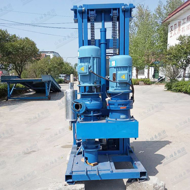 SJZ-500 Positive circulation well drilling rig