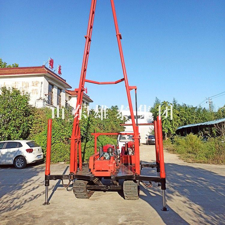 30-2a semi-folding tower drilling rig