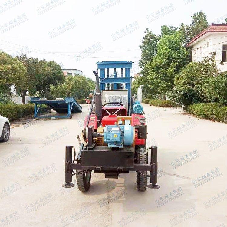 SJZ-500F拖拉机反循环